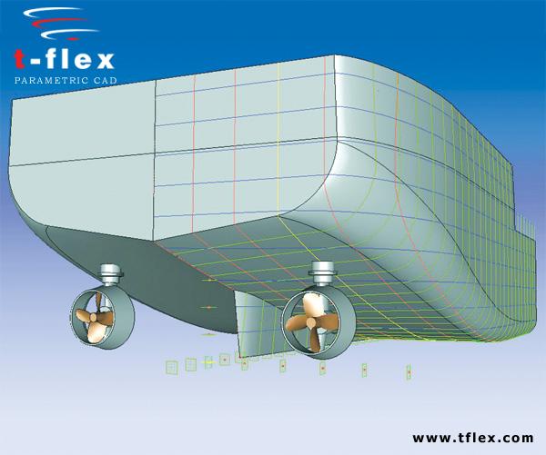 как в T-FLEX CAD 3D,